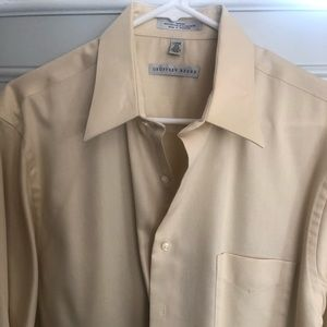 Geoffrey Beene button up shirt